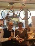 <h5>Alla libreria Arcadia di Rovereto con Giorgio e Monica</h5>