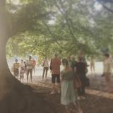 <h5>Parco Asburgico di Levico, con La piccola libreria - 17/07/2016</h5>