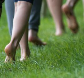 HOT mind, la primavera dentro di noi: camminiamo consapevolmente